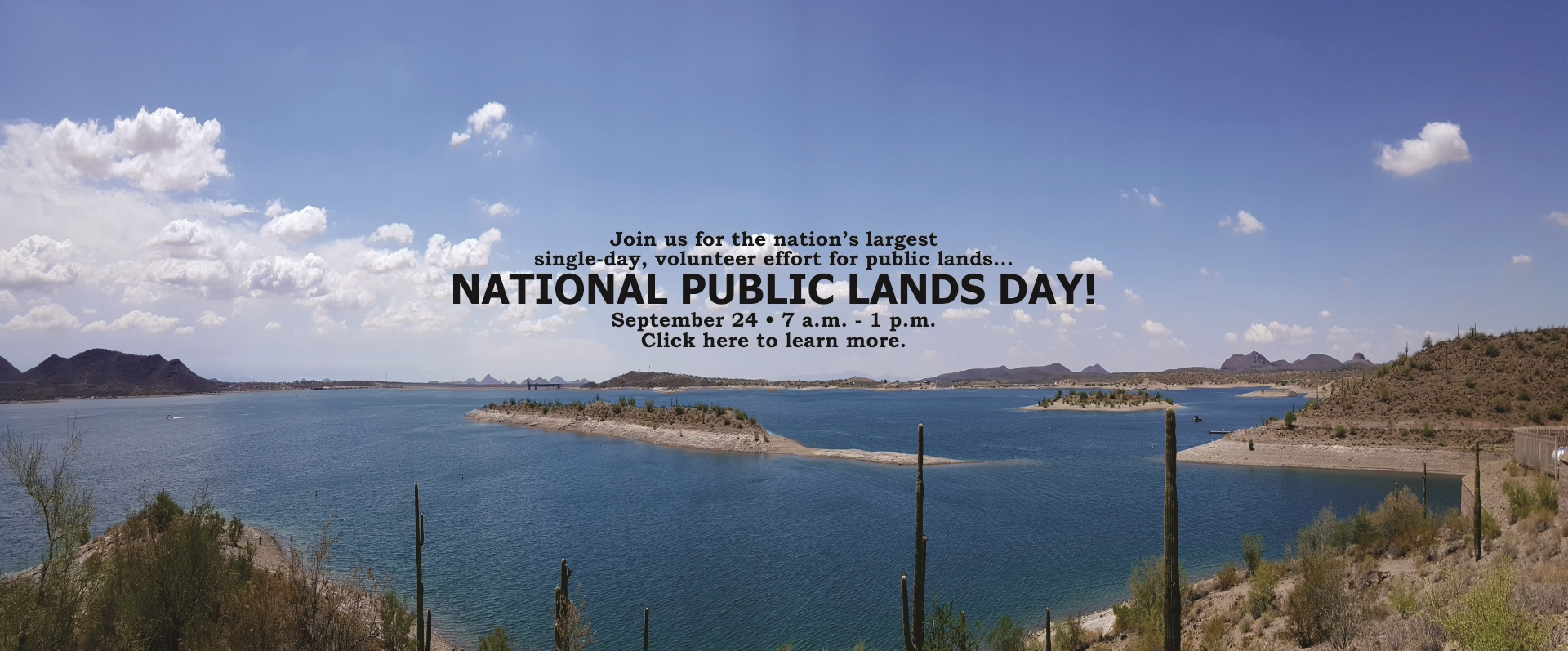 NationalPublicLandsDay
