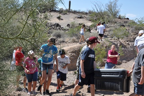 Maricopa County Parks And Recreation Department Nature Center