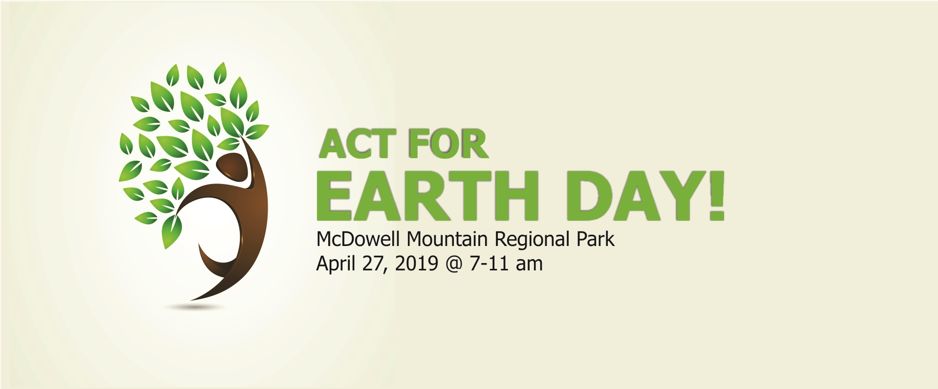 Act For Earth Day 2019